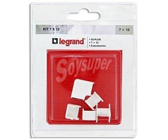 LEGRAND Kit de instalación básica 5 accesorios 7x12 1 Unidad