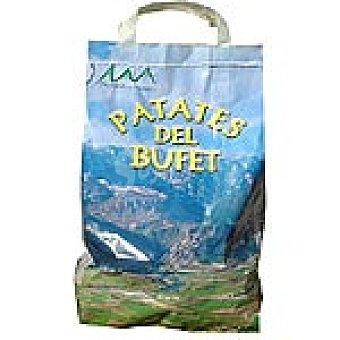 PIRINEU Patatas del buffet Bolsa 2 kg