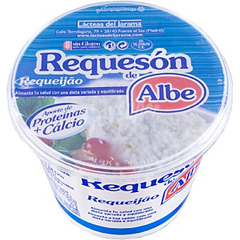 ALBE Requesón Tarro 500 g