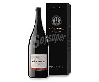 Viña Pomal Vino tinto reserva Botella de 1,5 litros