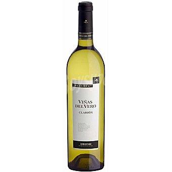 Viñas del Vero Clarion vino blanco D.O. Somontano botella 75 cl Botella 75 cl