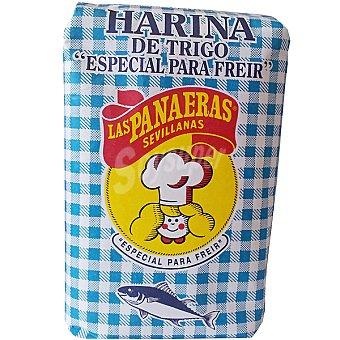 LAS PANAERAS Harina trigo especial freir Paquete 1 kg