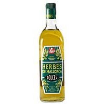 Limsa Licor de hierbas dulces Botella 1 litro