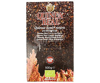 Quinua Real Qbio Quinua real negra en grano ecológica 500 gramos