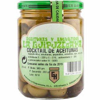 La Guipuzcoana Cóctail sabor anchoa Tarro 200 g