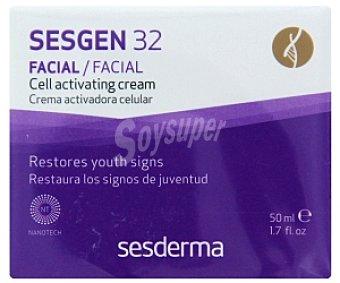 SESGEN 32 Crema activadora celular, restaura los signos de juventud 50 Mililitros