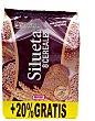 Pan tostado integral 8 cereales Paquete 250 g Silueta Bimbo