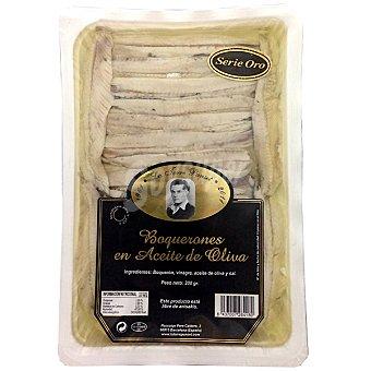 LA TORRE PUNSET boquerones en aceite de oliva tarrina 200 g
