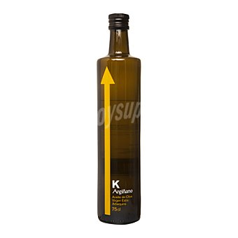 K-Argiñano Aceite de oliva virgen extra arbequina Botella de 75 cl