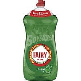 Fairy Lavavajillas mano original Botella 1.250 ml