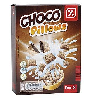 DIA Cereales rellenos de chocolate caja 500 gr 500 gr