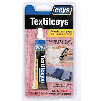 Ceys Textilceys adhesivo para tejidos 30 ml