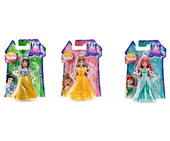 Disney Minimuñecas Magiclip mini princesas 1 unidad
