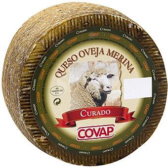 Covap Queso curado de oveja merina  Pieza 3 kg