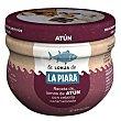 Crema para untar de lomo de atún con cebolla caramelizada Tarro 100 g La Piara