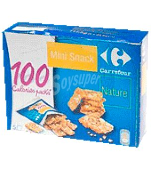 Carrefour Cereales mini snack 115 g