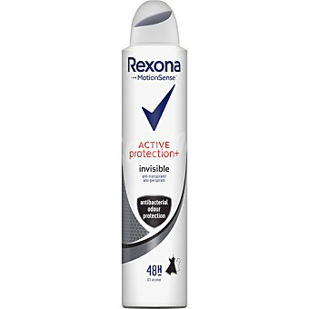 Rexona Motion Sense desodorante Active Protection+ Women invisible anti-transpirante Spray 200 ml