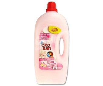 EKOSAN Detergente líquido Rosa Mosqueta 4 Litros