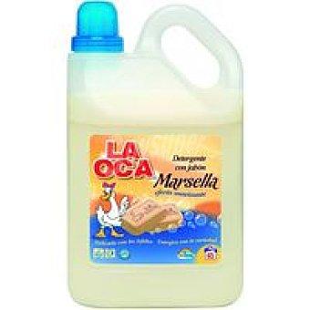 La Oca Detergente líquido Marsella Garrafa 5 litros