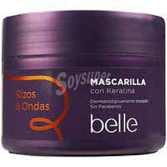 Belle Mascarilla Rizo 300ml