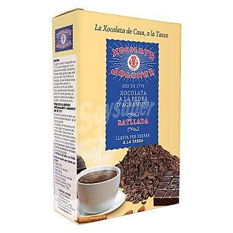 Jolonch Chocolate rallado listo para la taza 300 g