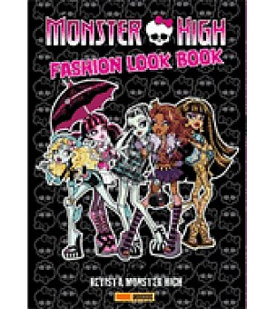 Monster High Fashion look book (panini Comics)