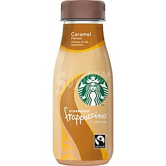 Starbucks Frappuccino bebida de café sabor caramelo Botella 250 ml