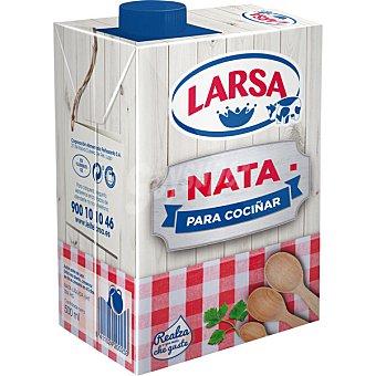 LARSA nata liquida para cocinar envase 500 ml