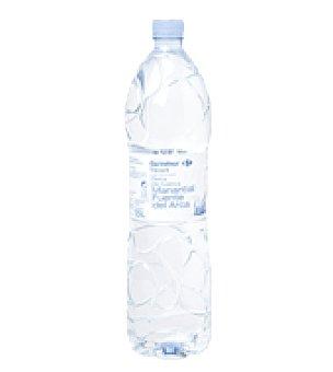 Carrefour Discount Agua 1 botella de 1,5 l