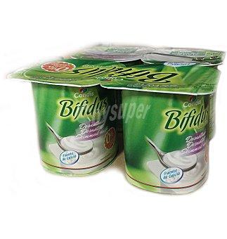 Condis Yogur nat bifidus des 4 UNI