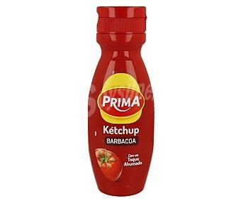 Prima Ketchup barbacoa Bote 325 g