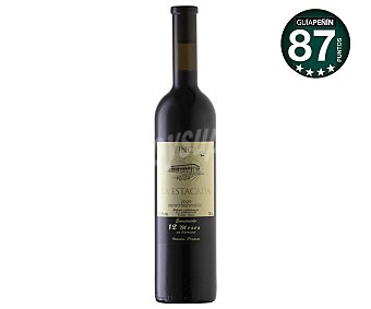 Finca la Estacada Vino tinto de la tierra de Castilla Botella de 75 centilitros