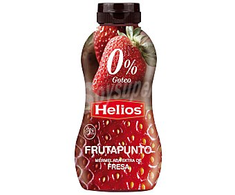 Helios Mermelada de fresa extra antigoteo Frutapunto Envase 350 g