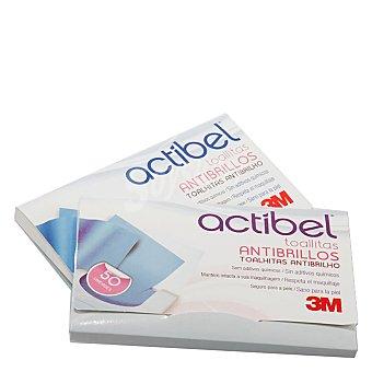 Actibel Toallitas antibrillos 50 ud
