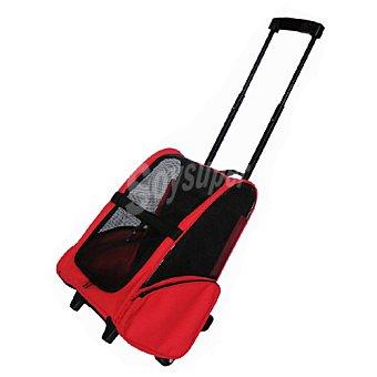 Arppe Trolley para mascotas medidas 35X26X49 cm capacidad 7 kg 1 unidad