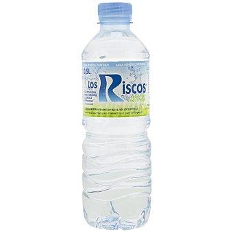 Los Riscos Agua mineral 50 cl