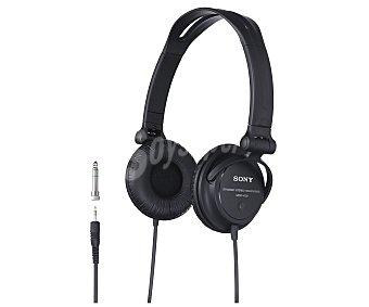 Sony Auriculares tipo casco MDRV150 cerrado tipo reversibles, negro cerrado tipo reversibles, negro