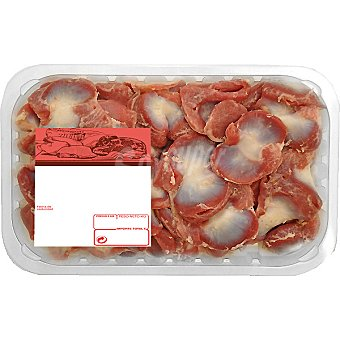 PUJANTE Mollejas de pollo peso aproximado Bandeja 400 g