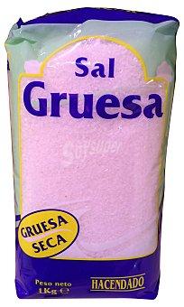 HACENDADO Sal gruesa Paquete de 1 kg