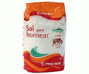 PINO MAR Sal para Hornear Bolsa 2 Kilogramos
