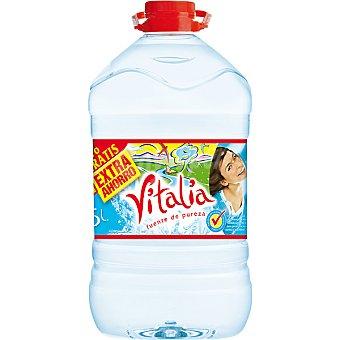 VITALIA Agua mineral 5 litros
