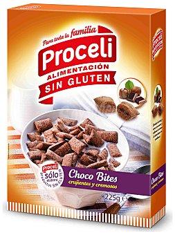 Proceli Cereales Choco Bites sin gluten Caja 225 g