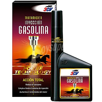 3CV Power Technology Tratamiento inyección gasolina para automóvil 500 ml