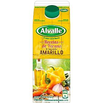 Alvalle Gazpacho amarillo Envase 1 l