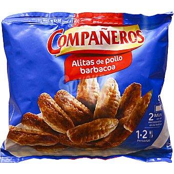 Compañeros Alitas de pollo barbacoa calentar y listo 250 g g