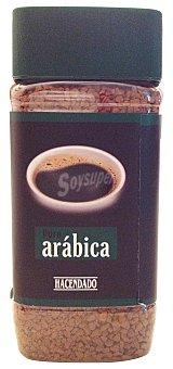 Hacendado Cafe soluble puro arabica PET 100 g