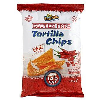 Sam Mills Tortilla chips chili sin gluten 125 g