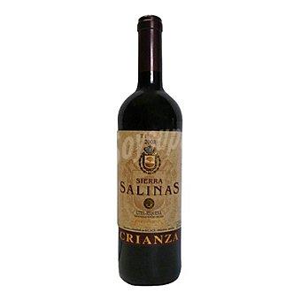 Sierra Salinas Vino crianza tinto 75 cl