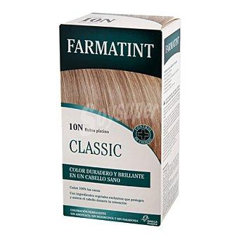Farmatint Tinte Classic 10N Rubio Platino 1 ud
