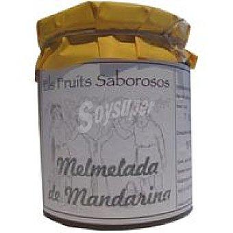 ELS FRUITS SABOROSOS Mermelada de mandarina Frasco 270 g